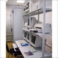 Аппаратная стойка серверного центра