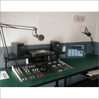 Пульт радиостанции