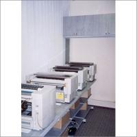 Принтерная стойка филиала банка