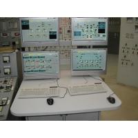 Пульт автоматизированной системы управления технологическими процессами котлов на ТЭЦ